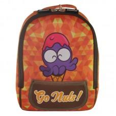 Рюкзак дошкольный KOKONUZZ-GO NUTS с осьминогом оранжевый