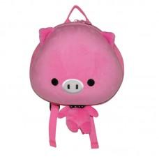 Рюкзак дошкольный SUPERCUTE в виде свинки розовый