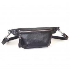 Поясная сумка женская WB010101-black черная