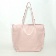 Сумка кожаная женская S110118-pink розовая